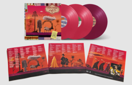 Paul McCartney Egypt Station Explorer's Edition 180g 3LP - Red Vinyl