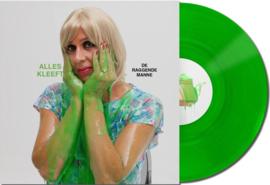 De Raggende Mannnen Alles Kleeft LP - Groen Vinyl-
