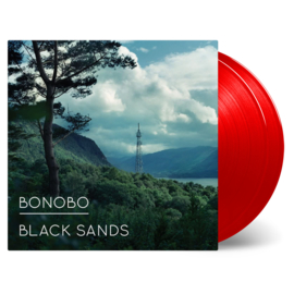Bonobo Black Sands 2LP - Red Vinyl-
