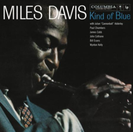 Miles Davis Kind Of Blue 45 RPM 200 Gram Double LP on Clarity Viny
