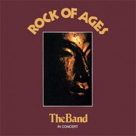 The Band Rock of Ages 180g 2LP