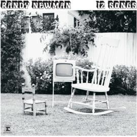 Randy Newman 12 Songs LP