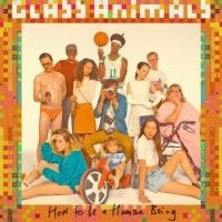 Glass Animals How To Be A Human Being LP - Ltd Coloured Vinyl