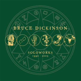 Bruce Dickinson Soloworks 1990-2005 180g 9LP Box Set