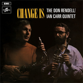 The Don Rendell-Ian Carr Quintet Change Is 180g LP