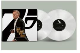 No Time To Die 2LP - White Vinyl