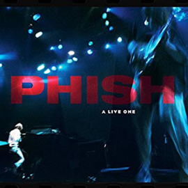 Phish A Live One 4LP