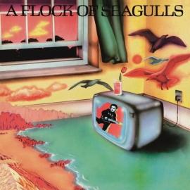 A Flock Of Seaguls - A Flock Of Seaguls LP