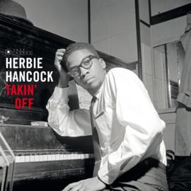 Herbie Hancock Takin' Off LP