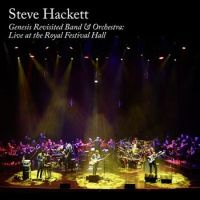 Steve Hackett Genesis Revisited Band & Orchestra 2CD + Blu-Ray