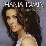 Shania Twain Come on Over LP