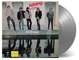 Easybeats Its 2 Easy LP - Silver Vinyl-