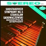 SHOSTAKOVICH SYMPHONY NO. 5 180g LP