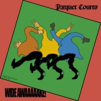 Parquet Courts Wide Awake LP