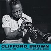Clifford Brown - Memorial Album LP - Blue Note 75 Years -