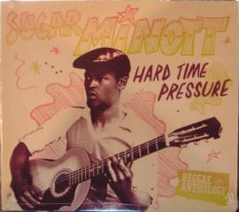 Sugar Minott Hard Time Pressure LP