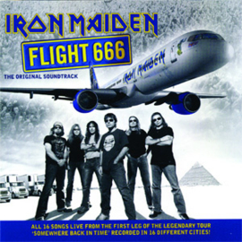 Iron Maiden Flight 666: The Original Soundtrack 180g 2LP