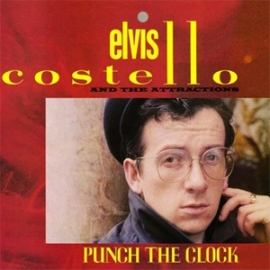 Elvis Costello and The Attractions Punch the Clock 180g HQ LP