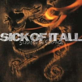 Sick Of It All - Scratch The Surface LP