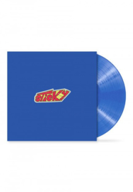 Frank Carter & The Rattlesnakes Sticky LP - Blue Vinyl -