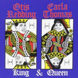 Otis Redding  & Carla Tho King And Queen LP - 50th Anniversary Edition-