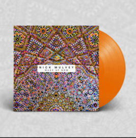 Nick Mulvey Wake Me Up Now 2LP - Orange Vinyl-