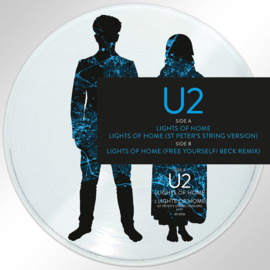 U2 LIGHTS OF HOME -LTD- LP