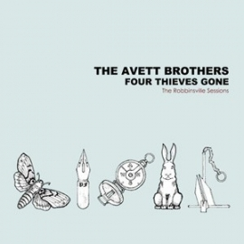 The Avett Brothers - Four Thieves Gone The Robinsville Sessions HQ 3LP