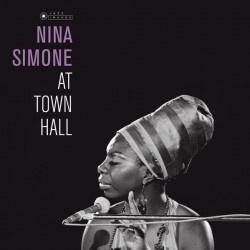 Nina Simone At Town Hall LP