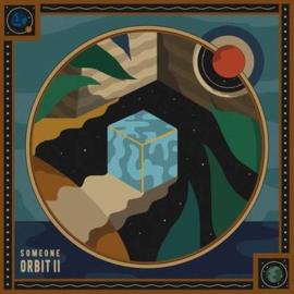 Someone Orbit II LP - Blue  Vinyl-