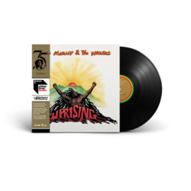 Bob Marley and The Wailers Uprising: Limited Edition Half-Speed Master LP