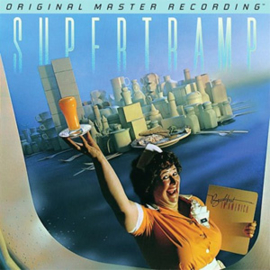 Supertramp Breakfast in America Numbered Limited Edition Hybrid Stereo SACD