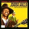 Buddy Guy & Junior Wells - Drikin Tnt N Smokin Dynamite LP - Coloured Vinyl-
