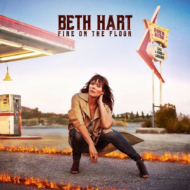 Beth Hart Fire On The Floor LP