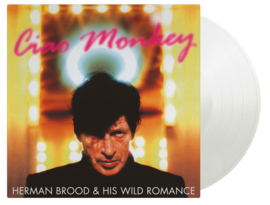 Herman Brood Ciao Monkey LP - Clear Vinyl-