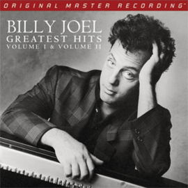 Billy Joel Greatest Hits Volume I & Volume II Numbered Limited Edition 180g 3LP Box Set