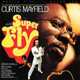 Curtis Mayfield Superfly Soundtrack Numbered Limited Edition 45rpm 180g 2LP