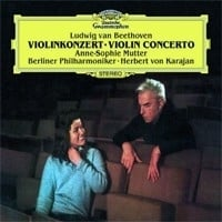 Beethoven - Violin Concerto HQ LP