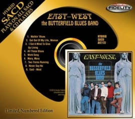 The Butterfield Blues Band - East West SACD