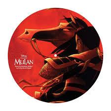 Mulan LP Picture Disc-