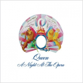 Queen A Night At the Opera Half-Speed Mastered 180g LP