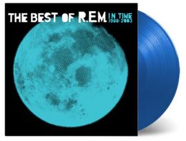 R.E.M. In Time: The Best of R.E.M. 1988-2003 180g 2LP - Blue R.E.M. In Time: The Best of R.E.M. 1988-2003 180g 2LP -Blue Vinyl-
