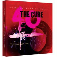The Cure Curaetion 2 Blu-Ray + 4CD -25 Anniversary -