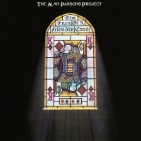 Alan Parsons Turn Of A Friendly Card LP