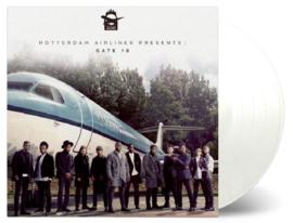 Rotterdam Airlines Gate 16 2LP - White Vinyl