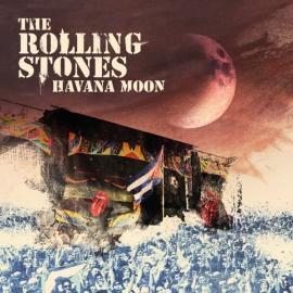 Rolling Stones Havana Moon 3LP + DVD