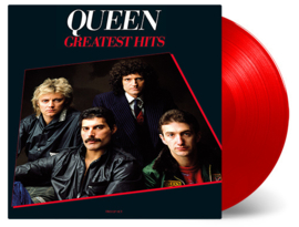 Queen Greatest Hits 2LP - Red Vinyl-