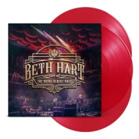 Beth Hart Live At the Royal Albert Hall 3LP - Red Vinyl-