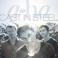 A-ha Cast In Steel  LP