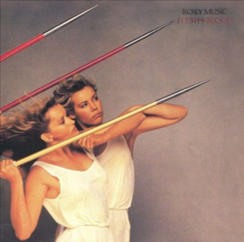 Roxy Music Flesh & Blood LP 180g